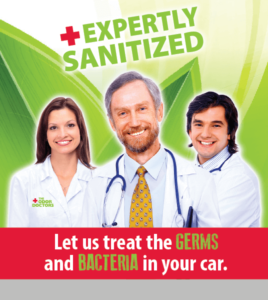 Contact Expertly Sanitized